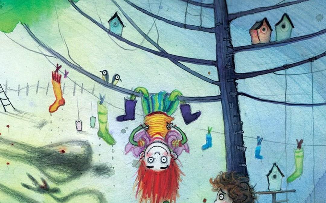Kinderboek: Vlo en Stiekel
