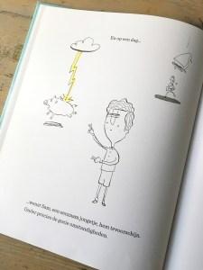 Een vriendje voor altijd Oliver Jeffers Eoin Colfer kinderboek recensie