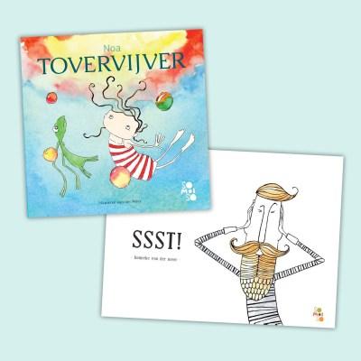 Noa Tovervijver en SSST!