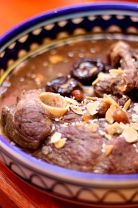 Moroccan Lamb Tagine with prunes, Photo by boo lee, Flickr