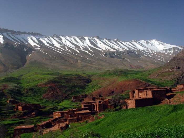 Trekking in High Atlas, Photo credit: dyonis, Flickr
