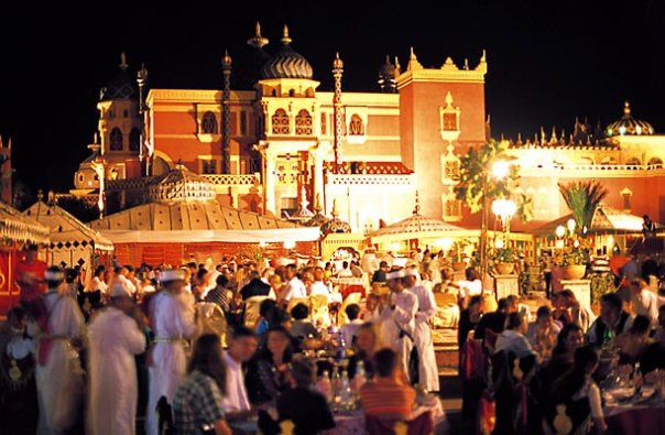 Chez Ali Fantasia, Marrakech, Morocco. Photo credit: tripadvisor