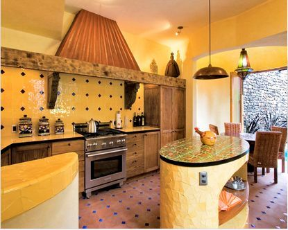 Moroccan Kitchen