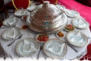 Menu Moroccan Wedding Ideas