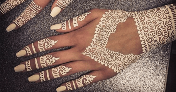 Henna Designs Ideas For The Best Henna Party So Moroccan