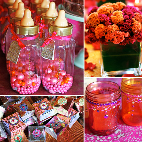 Moroccan Baby Shower, Image: LilyShop