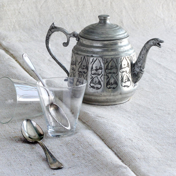 Vintage Moroccan Teapot