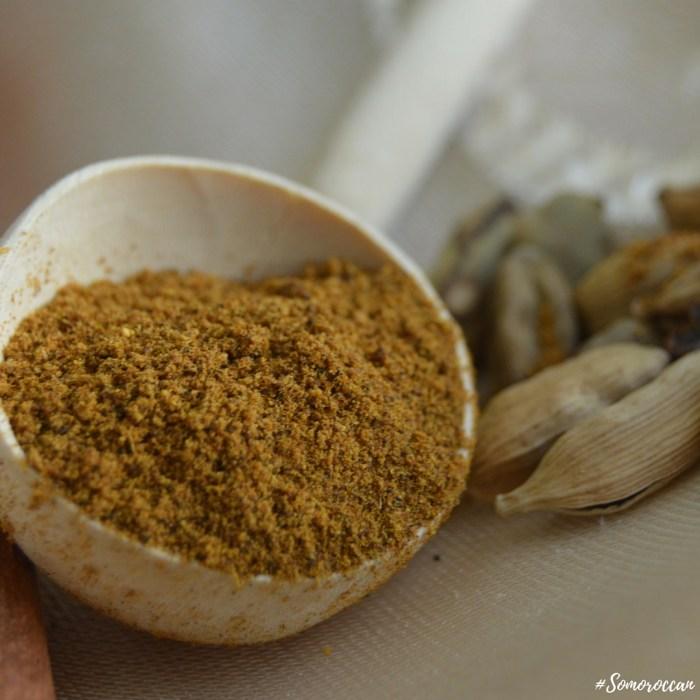Ras El Hanout recipe, moroccan spice mix