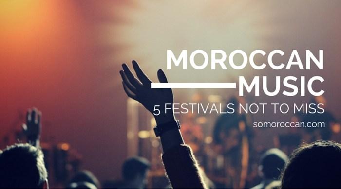 moroccan music festivals