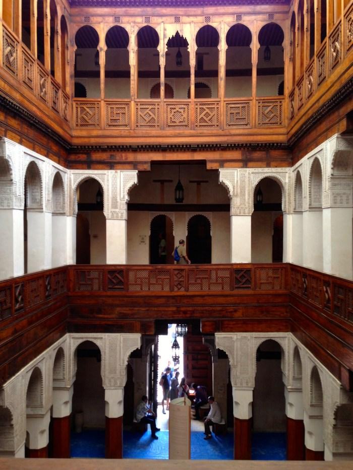 Nejjarine Museum of Wooden Arts, via Flickr
