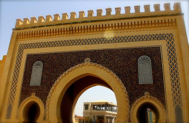 Bab Boujloud, Fez, Photo via Flickr