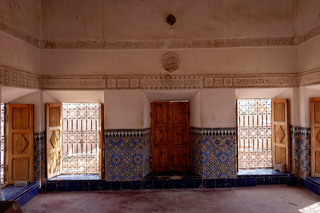 Taourirt Kasbah, Photo Credit: Ronald Woan