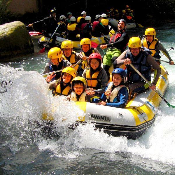 Rafting Montanejos Lupinera Pep 1