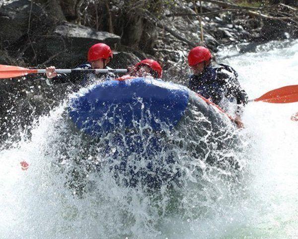 Rafting Llavorsí Aguas Bravas