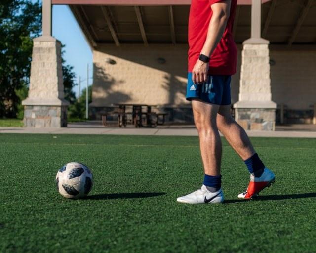 vestimenta fútbol