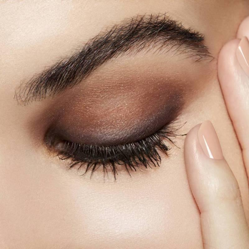 maquillaje de ojos noche