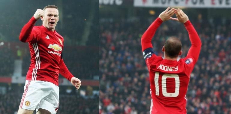 MOMENTO PARA LA HISTORIA: Lo que dijo Wayne Rooney tras igualar a Sir Bobby Charlton como máximo goleador histórico del Manchester United - SOMOS INVICTOS