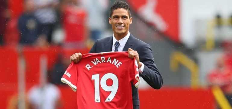 EXPLICACIÓN: ¿Por qué Varane decidió fichar por el Manchester United?