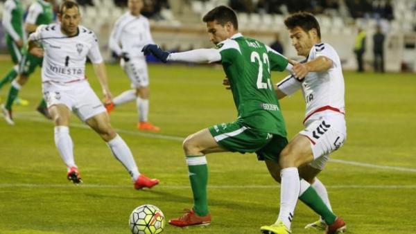 Omar uno de los goleadores del día de hoy. Foto: www.lfp.es