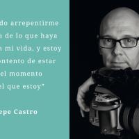 ENTREVISTA AL FOTÓGRAFO PEPE CASTRO