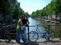 Fin de semana en Amsterdam, mayo 2008