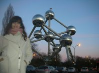 Fin de semana en Bruselas, marzo 2010