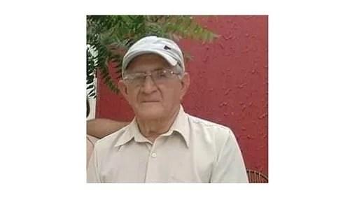 Ex-vereador Francisco Egídio