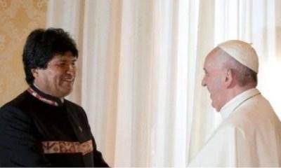 presidente da Bolívia