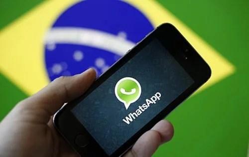 juiza bloqueia whatsapp