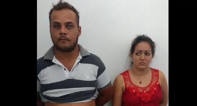 casal assassinado Caldeirão Grande do Piauí