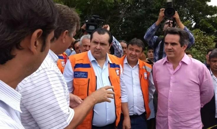 ministro da integração barragem famílias piauí