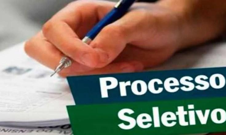 prefeitura de regeneração processo seletivo