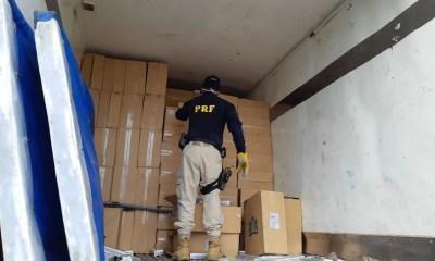 carga contrabandeada teresina prf