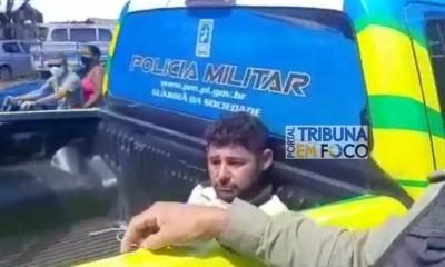 Homem é preso acusado de espancar a própria esposa no Piauí
