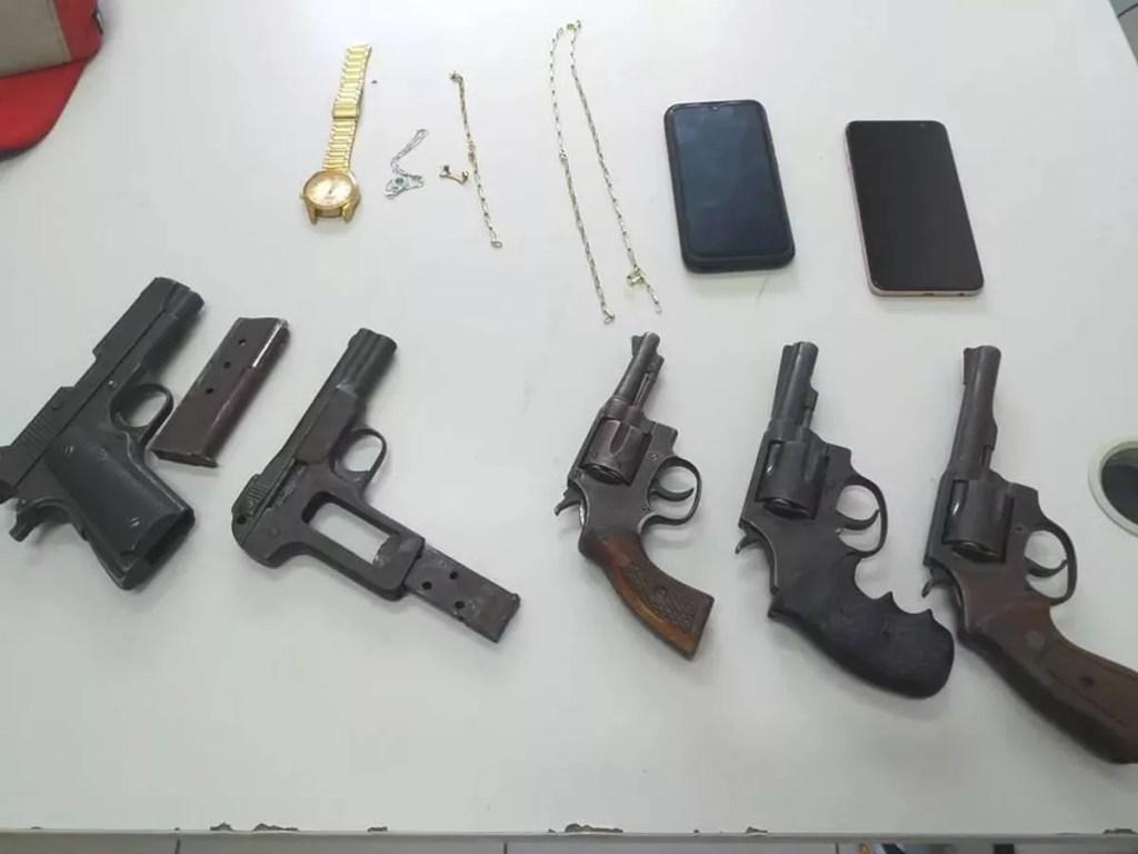armas Suspeitos de matar jovem em Floriano morrem em troca de tiros com a polícia
