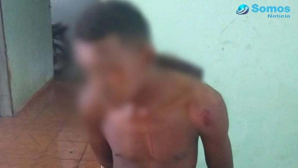 Agressor Em Amarante, suspeito de agredir avô de 80 anos é preso no Assentamento Araras