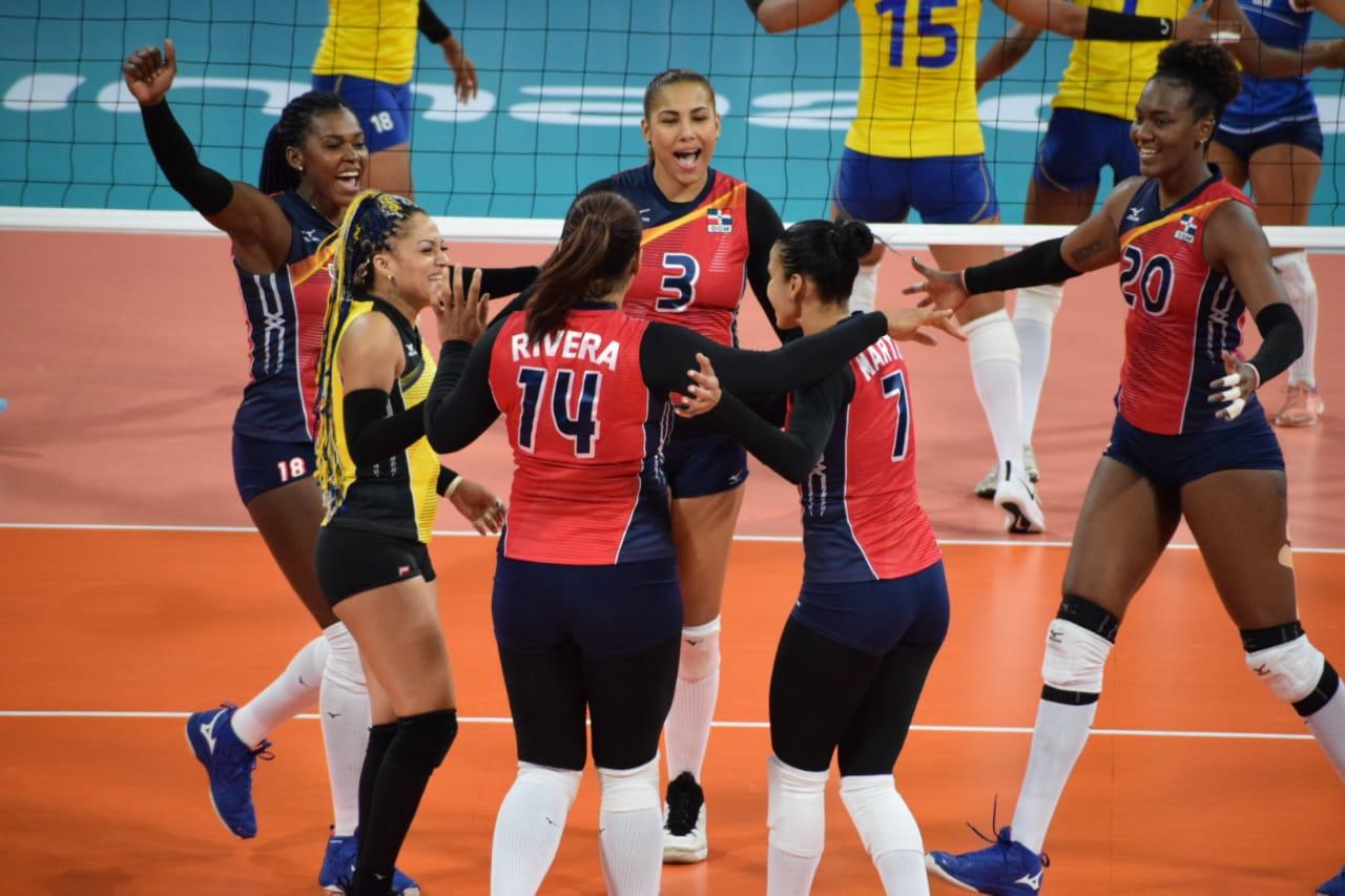 Las Reinas del Caribe se llevan medalla de oro en los Juegos Panamericanos 2019   Somos Pueblo Media