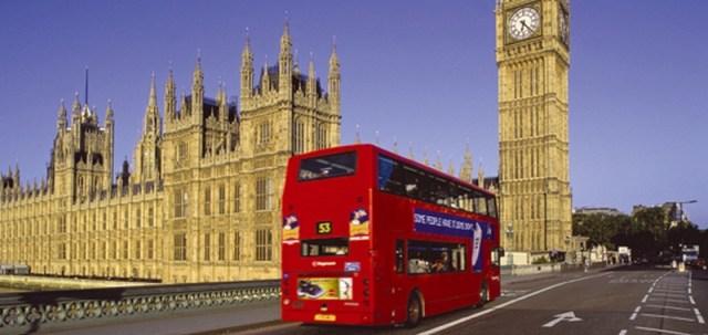 Trabajar en Inglaterra