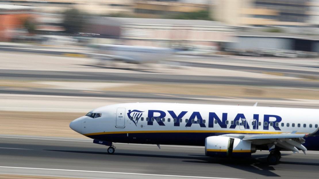 Ryanair condenada a indemnizar a un pasajero por la huelga de los TCP