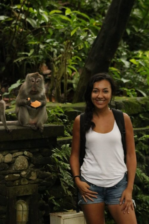 Monkey Forest Ubud Indonesia
