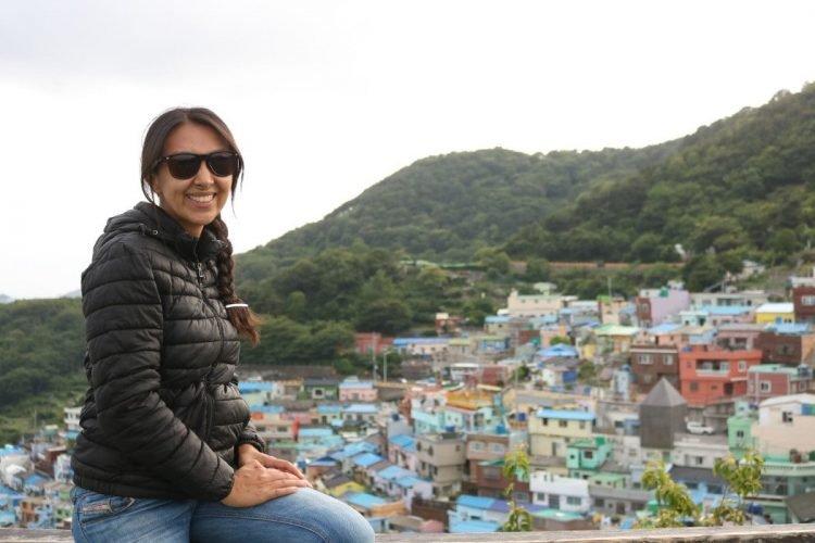 Amcheon Busan Corea del Sur