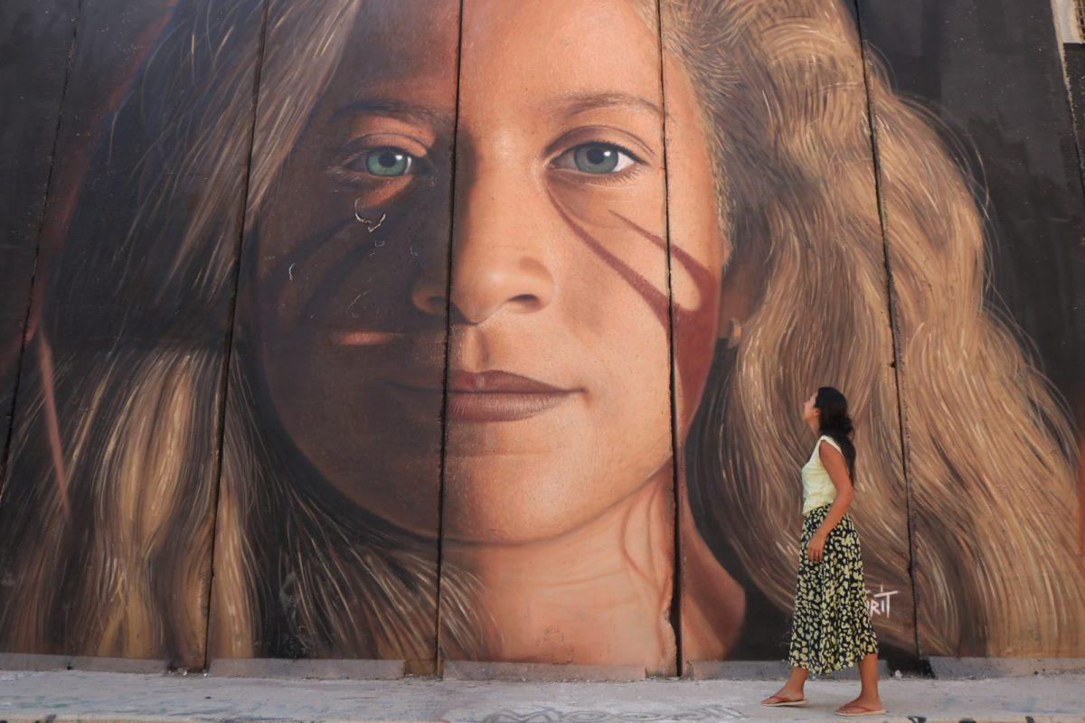 Arte callejero Palestina