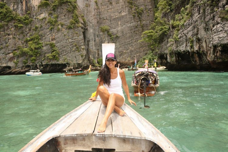 Laguna Phi phi Island Tailandia