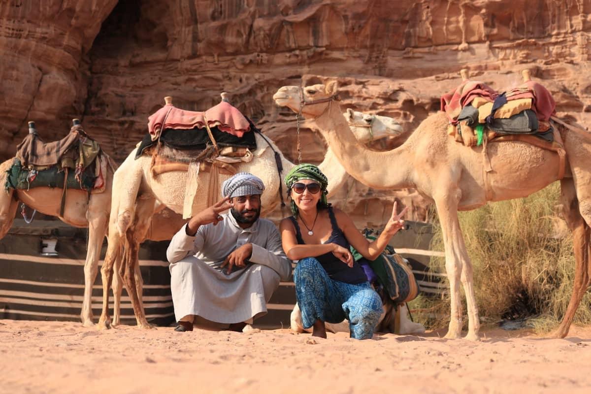 Visitar un país árabe siendo mujer