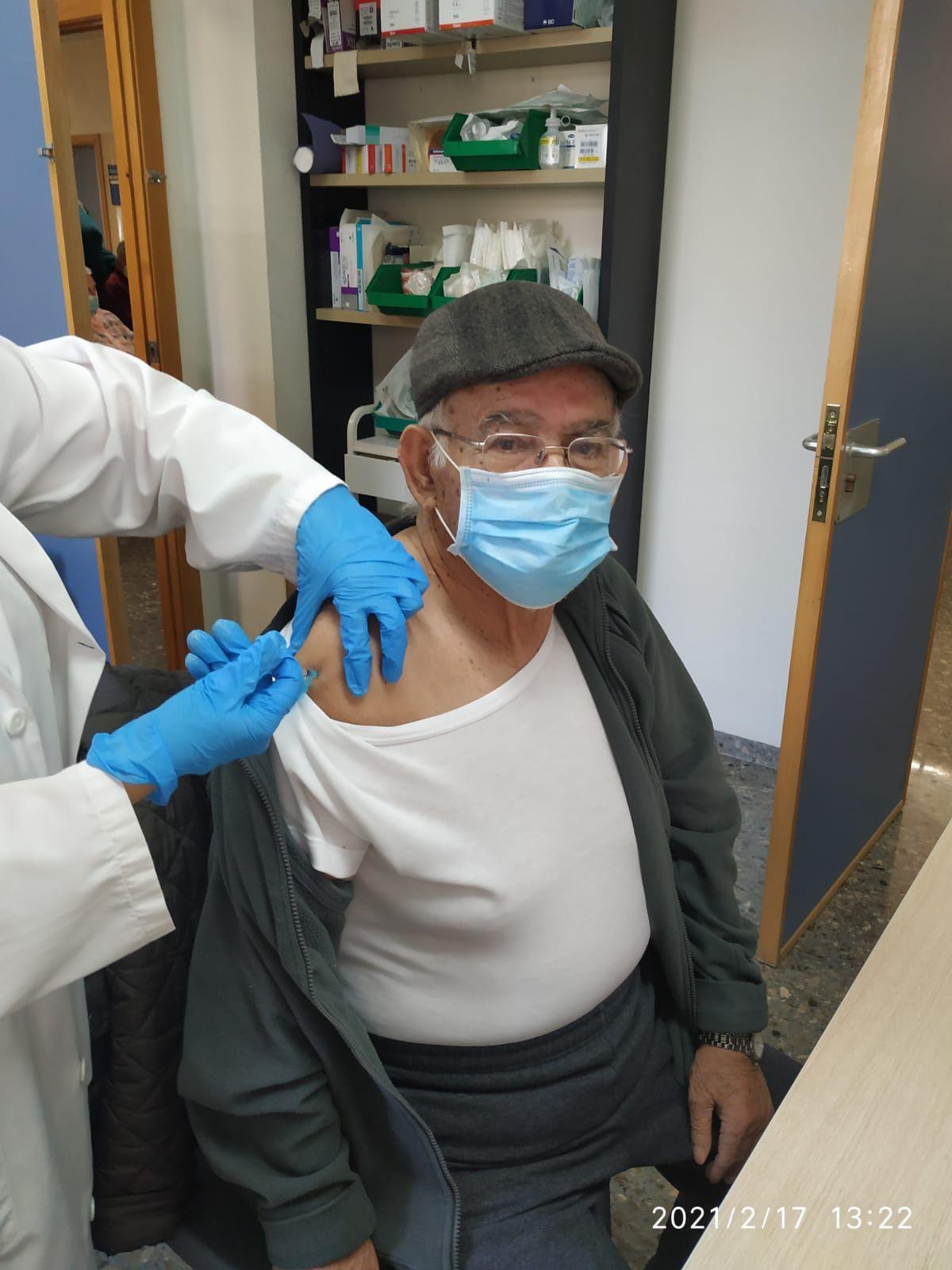 vacuna covid mayor gandia safor