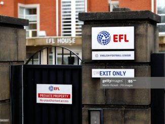 EFL sets to launch Survey to monitor Players health prior to resumption date. scaled
