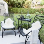 How To Create Two Outdoor Seating Areas In A Small Space So Much Better With Age