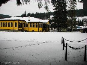 Първото класно училище в българските земи