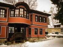 Пак Каблешковата къща