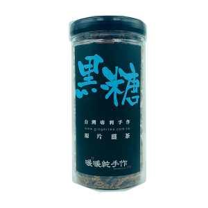 暖暖純原味黑糖原片薑茶